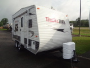 Used 2012 Gulfstream TRACK TRAIL 17RTH Travel Trailer Toyhauler For Sale