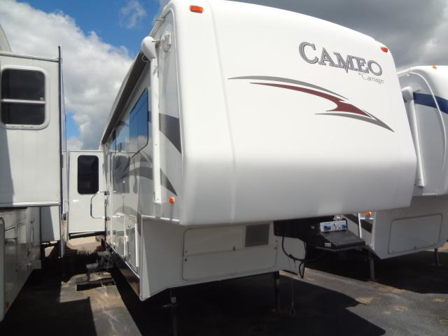 Used 2009 Carriage Cameo 37RL Fifth Wheel For Sale