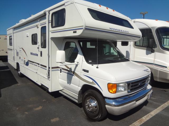 Buy a Used Winnebago Winnebago in Akron, OH.