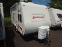 Used 2008 Fun Finder Funfinder X189FBS Travel Trailer For Sale