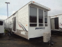 Used 2011 Gulfstream Gulf Stream 408TBS Travel Trailer For Sale
