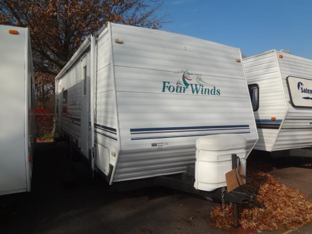 Used 2003 Fourwinds Four Winds 26QBSSL Travel Trailer For Sale