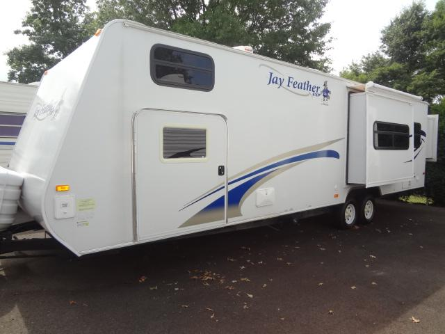 Used 2009 Jayco Jayco JAYFEATHER LITE 29A Travel Trailer For Sale