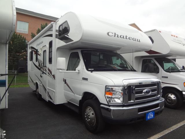 Used 2011 Fourwinds Chateau 23U Class C For Sale