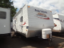 Used 2008 Fourwinds Four Winds 26F Travel Trailer For Sale