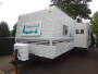 Used 2001 Adventure Mfg Timberland 26RLS Travel Trailer For Sale