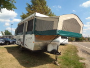 Used 2008 Flagstaff Flagstaff HW27S/C Pop Up For Sale