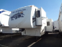 Used 2008 Wildwood Rv WILDWOOD LAMINA WBF316RKBS Fifth Wheel For Sale