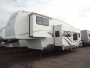 Used 2005 Forest River Sandpiper 32BHBS Fifth Wheel For Sale
