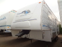 Used 2005 Layton Skyline NOMAD 260 Fifth Wheel For Sale