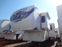 Used 2012 Heartland ELK RIDGE 36QBCK Fifth Wheel For Sale