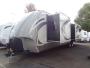 Used 2012 Keystone Cougar 321 RESHE Travel Trailer For Sale
