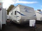 Used 2012 Crossroads Zinger 26BH Travel Trailer For Sale
