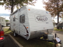 Used 2014 Jayco Jayco JAYFLIGHT SLX 14 Hybrid Travel Trailer For Sale