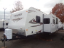 Used 2012 PRIME TIME TRACER 3150BHD Travel Trailer For Sale