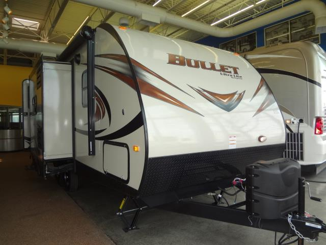 New 2015 Keystone Bullet 220RBI Travel Trailer For Sale