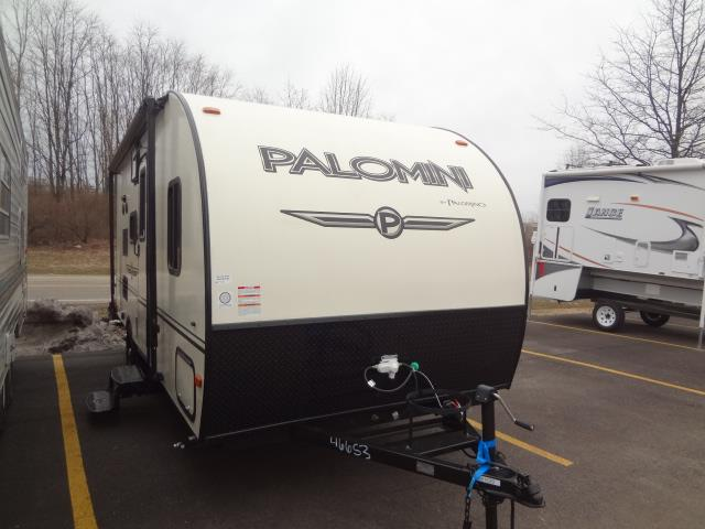 New 2015 Forest River PALOMINI 177BH Travel Trailer For Sale