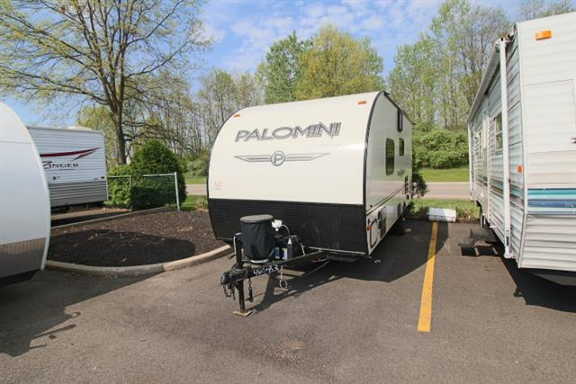 New 2015 Forest River PALOMINI 180FB Travel Trailer For Sale