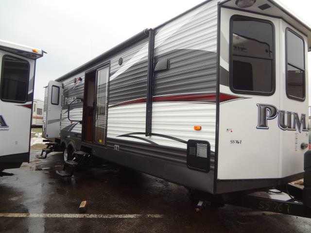 New 2015 Forest River Puma 32FKSL Travel Trailer For Sale