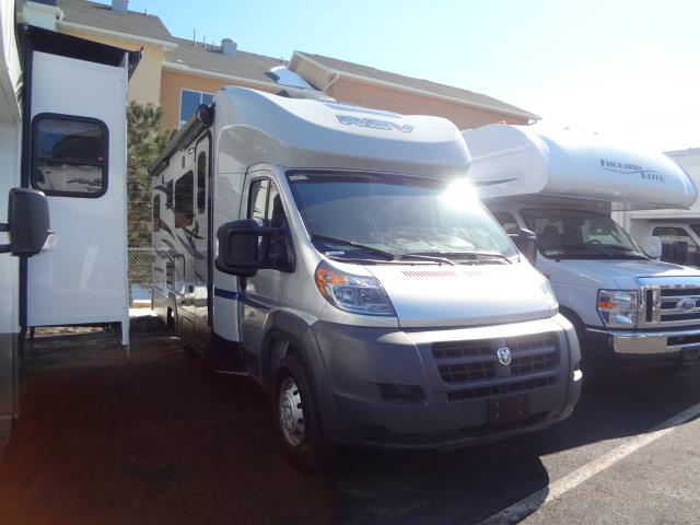 New 2015 Dynamax REV 24TB Class C For Sale