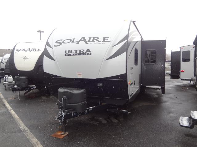 New 2015 Forest River SOLAIRE ULTRA-LITE 318TSBHK Travel Trailer For Sale