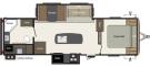 New 2015 Keystone Springdale 287RB Travel Trailer For Sale