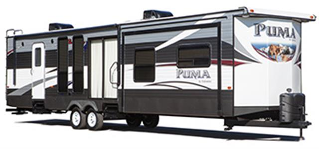New 2015 Forest River Puma 39BHT Travel Trailer For Sale