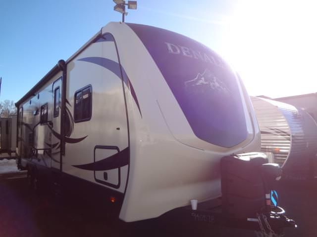 New 2015 Dutchmen Denali 2611BH Travel Trailer For Sale