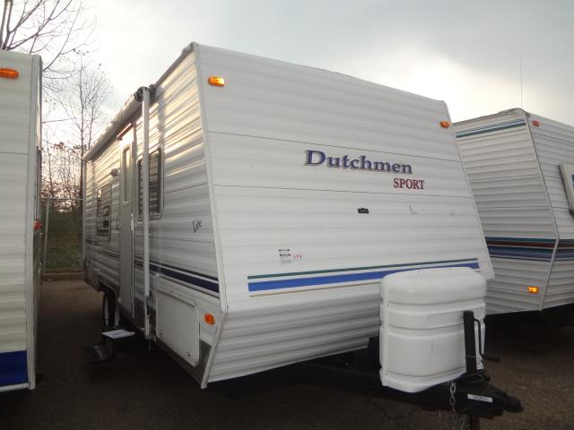 Used 2003 Dutchmen Dutchmen Sport 23F-D Travel Trailer For Sale