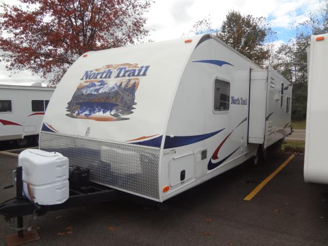 Used 2011 Heartland Heartland NORTH TRAIL 28RLS Travel Trailer For Sale