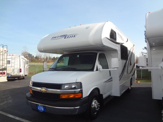 Used 2014 Coachmen Freedom Elite 22E Class C For Sale