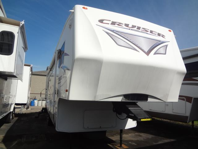 Used 2009 Crossroads Cruiser 27RL Fifth Wheel For Sale