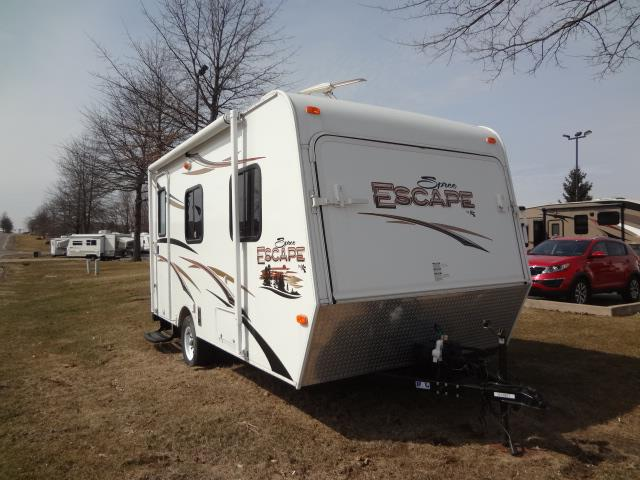 Used 2014 KZ Spree E16RBT Travel Trailer For Sale