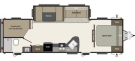 New 2015 Keystone Summerland 2820BHGS Travel Trailer For Sale