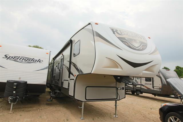 New 2016 Crossroads ZINGER REZERVE 36DB Fifth Wheel For Sale