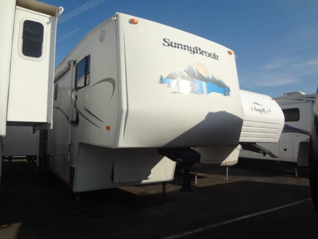 Used 2004 Sunnybrook Sunnybrook 31BWKS Fifth Wheel For Sale