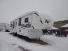 Used 2011 Keystone Keystone AVALANCHE 330RE Fifth Wheel For Sale