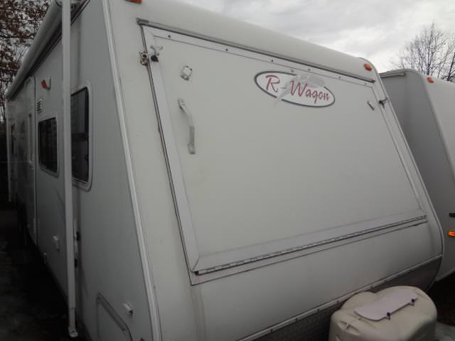 Used 2004 R-Vision R Wagon RW281 Travel Trailer For Sale