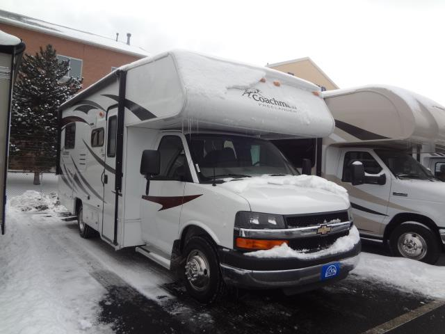 Used 2012 Coachmen Freelander 21QR Class C For Sale