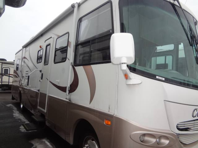 Used 2004 Coachmen Aurora 3480 Class A - Gas For Sale