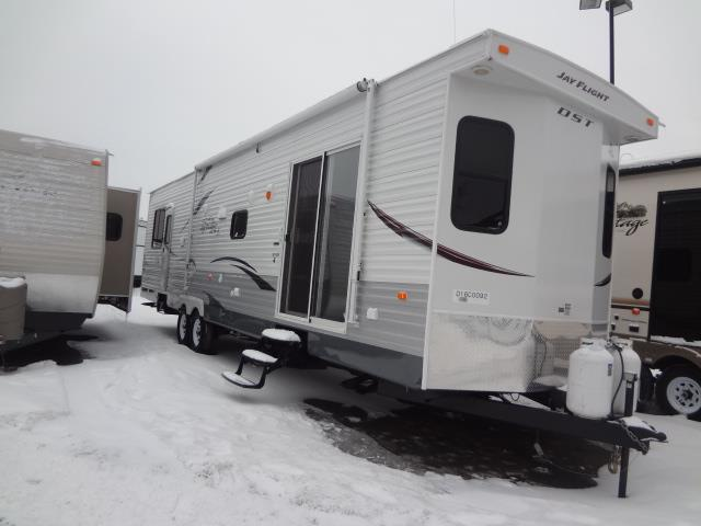 Used 2013 Jayco Jay Flight 38FLDS Travel Trailer For Sale