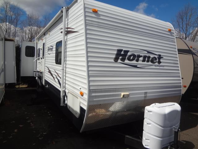 Used 2009 Keystone Keystone 31RLDS HORNET Travel Trailer For Sale