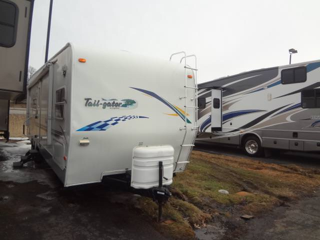 Used 2003 Tailgator Tailgator 27 Travel Trailer Toyhauler For Sale