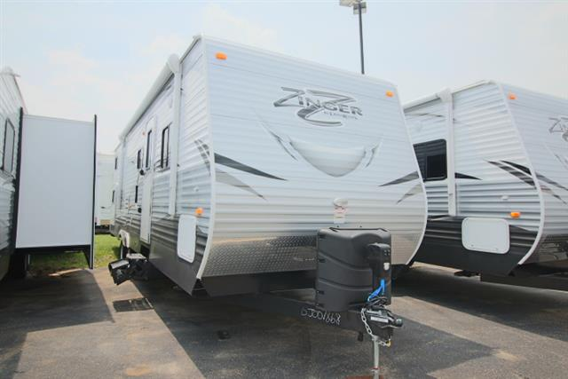 New 2016 Crossroads Zinger 32QB Travel Trailer For Sale