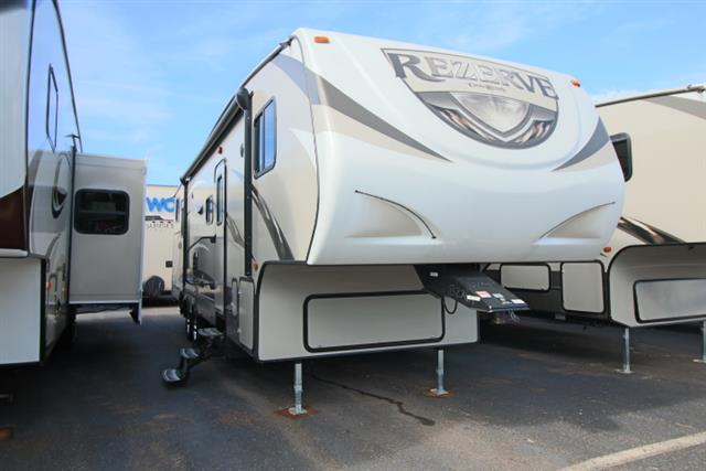 New 2016 Crossroads ZINGER REZERVE 31BH Fifth Wheel For Sale