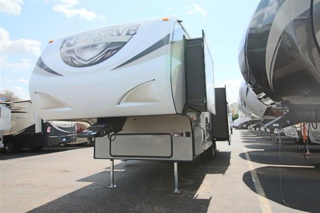 New 2016 Crossroads ZINGER REZERVE 32RE Fifth Wheel For Sale
