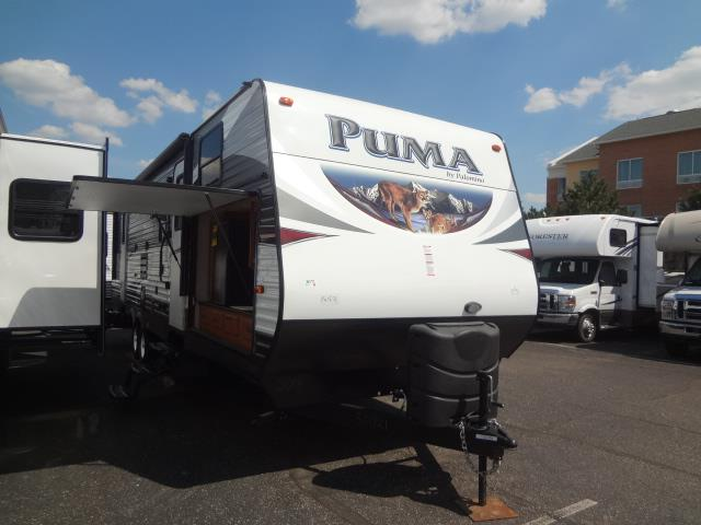 New 2016 Forest River Puma 30FBSS Travel Trailer For Sale