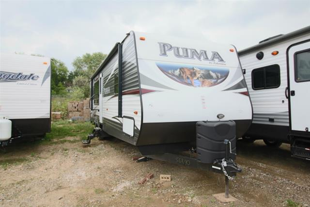 New 2016 Forest River Puma 30RKSS Travel Trailer For Sale