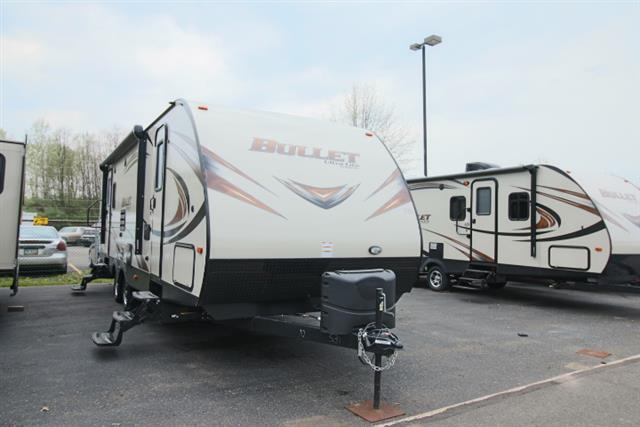 New 2016 Keystone Bullet 269RLS Travel Trailer For Sale