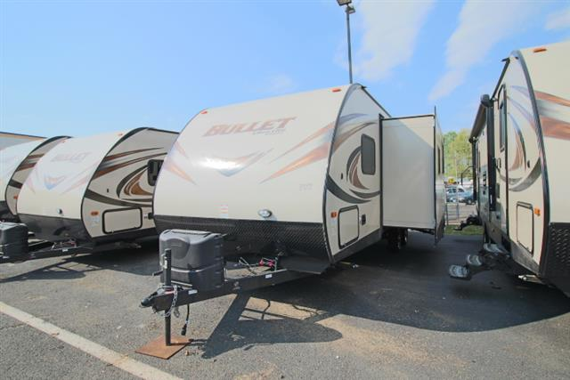New 2016 Keystone Bullet 272BHS Travel Trailer For Sale